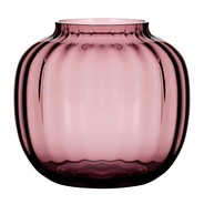 Holmegaard - Primula Vase rund H 12.5cm