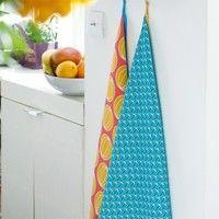 Fermob - Pastèques/Melons Tea Towel Set of 2