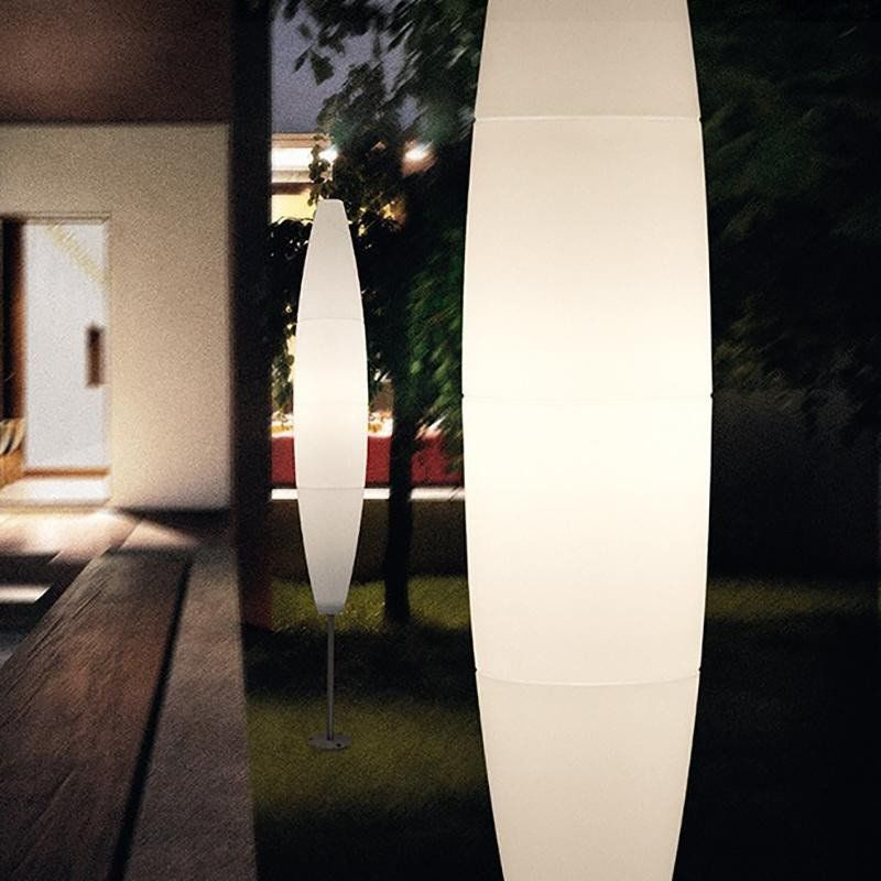 Havana Outdoor Floor Lamp | Foscarini | AmbienteDirect.com