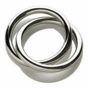 Alessi: Brands - Alessi - Oui serviette ring