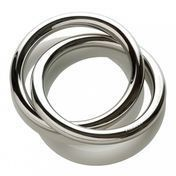 Alessi - Oui serviette ring - stainless steel