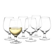 Holmegaard - Holmegaard Set de 6 verres de vin blanc  Royal