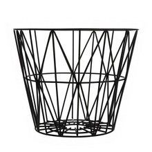 ferm LIVING - Wire Basket Large