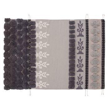 GAN - Glaoui Tumbuctú Teppich - natur/beige/taupe/Größe 2/200x300cm