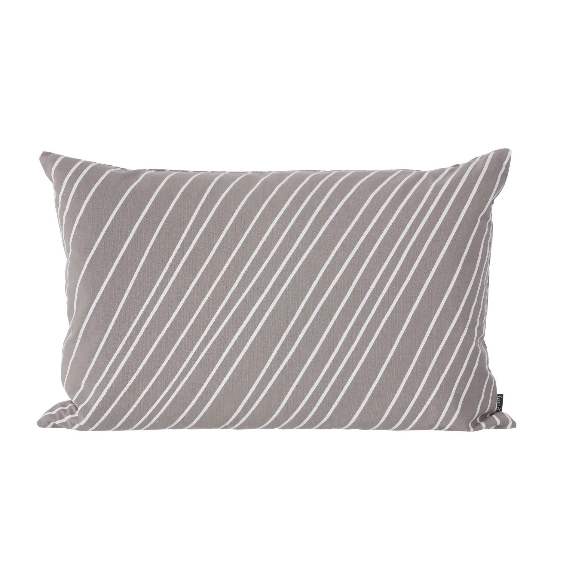 ferm living striped kissen ambientedirect. Black Bedroom Furniture Sets. Home Design Ideas