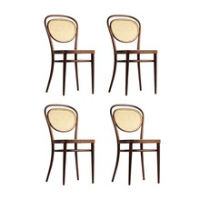 Thonet - Set de 4 chaise Thonet 215 R Promo