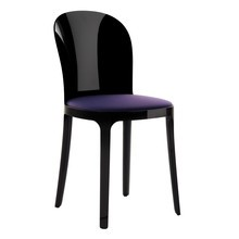Magis - Vanity Chair Black