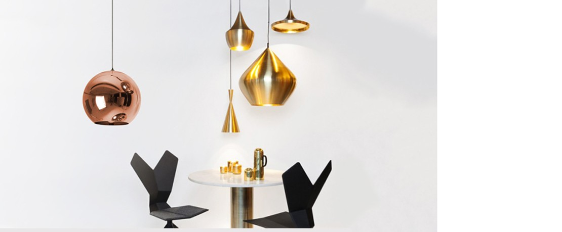 Presenter Herstellerseite TomDixon CopperBeat