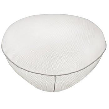 Oluce - Pill-Low 219 Bodenleuchte - weiß