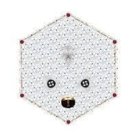 Moooi Carpets - Crystal Teddy Carpet 185x215cm