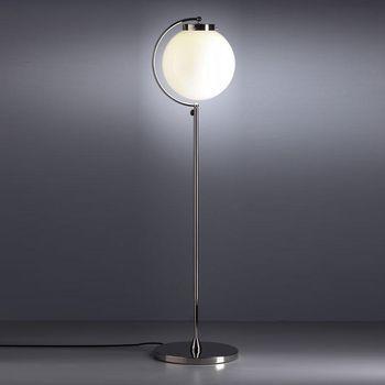 Dsl 23 bauhaus lampara de pie tecnolumen for Armario zapatero bauhaus