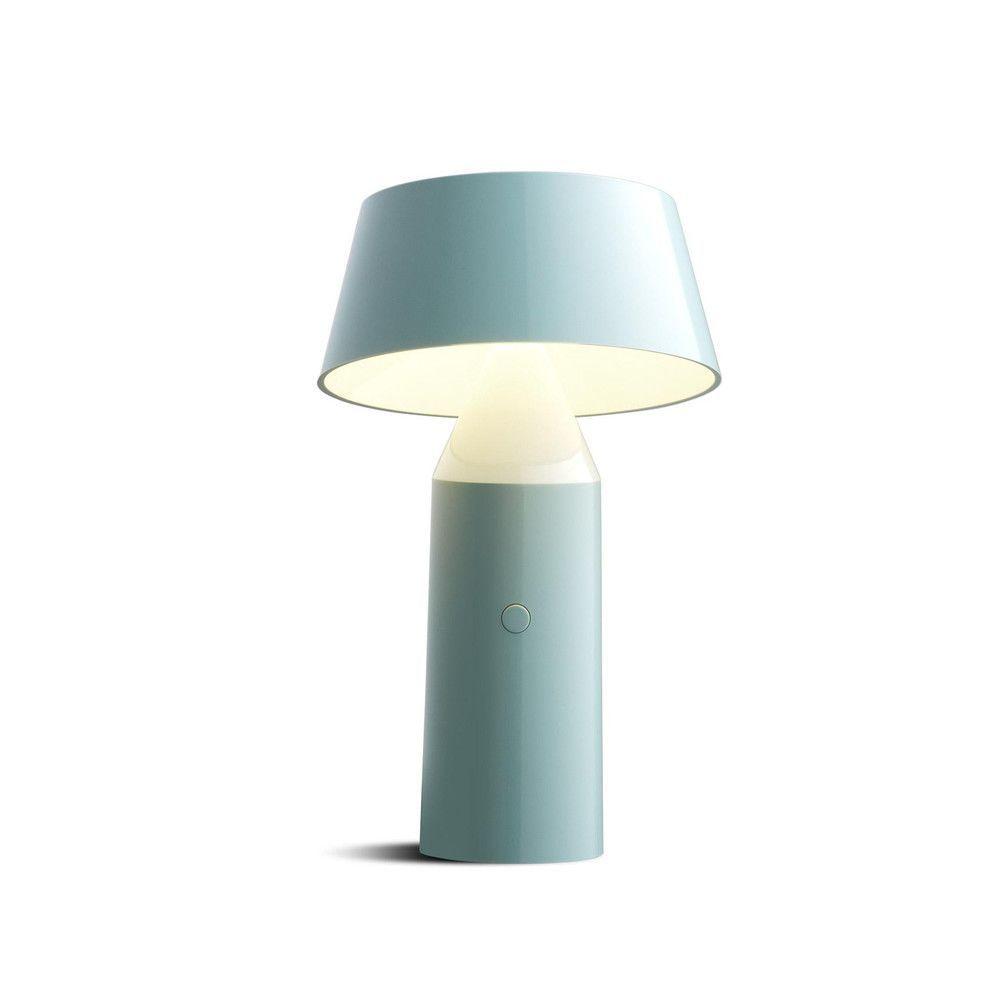 Bicoca table lamp marset ambientedirect bicoca table lamp light bluelacquered2700k478lmh geotapseo Choice Image