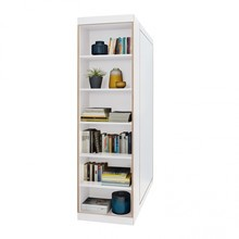 Müller Small Living - Flai Wardrobe with 2 doors with Shelf