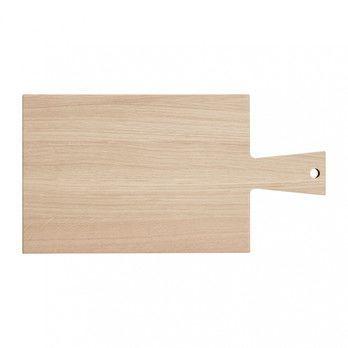 - Andersen Furniture Schneidebrett - eiche/40x21cm/nicht spülmaschinengeeignet
