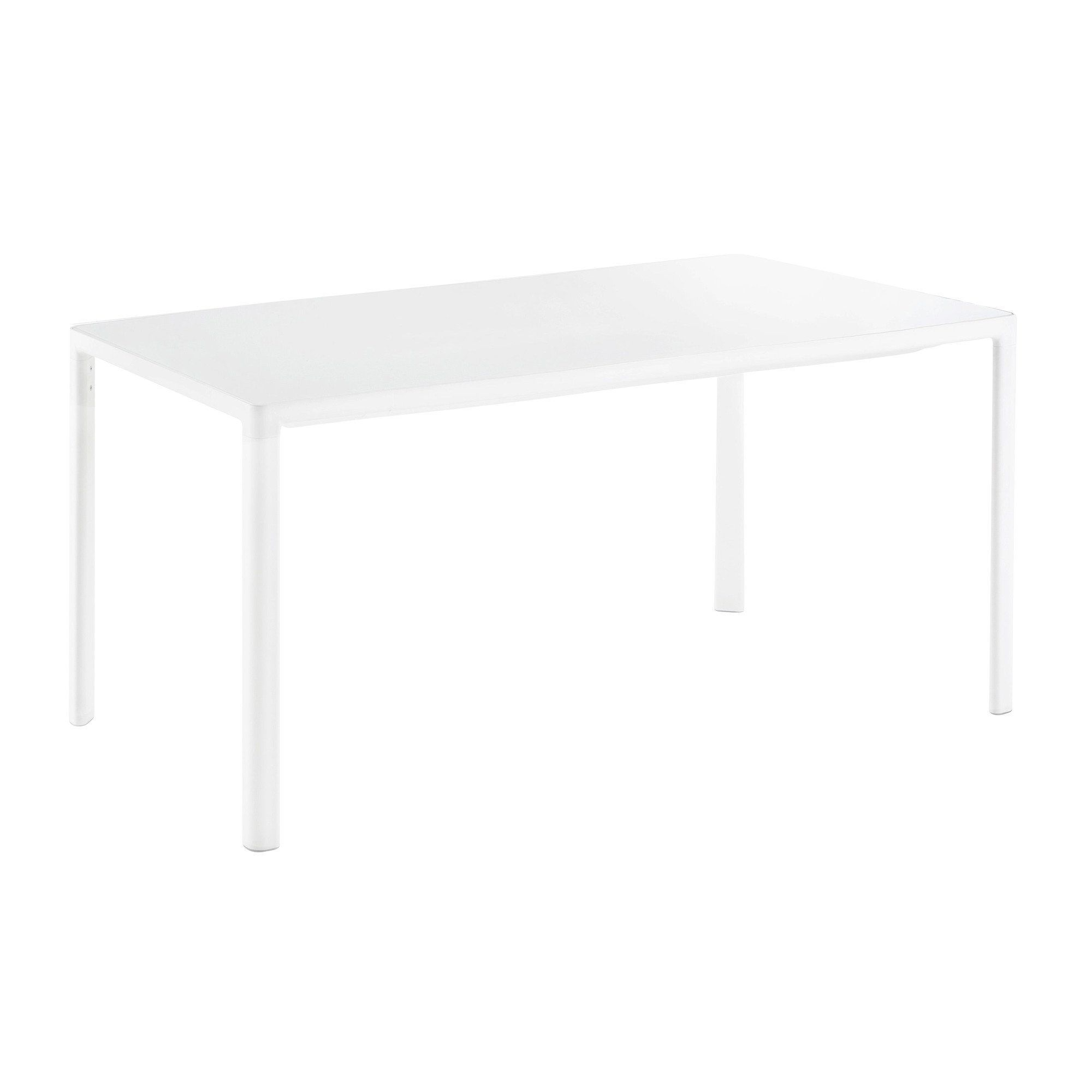 Exceptionnel ... Kartell   Zooom Table   White/glossy/table Top Backside Lacquered  Glass/190 ...