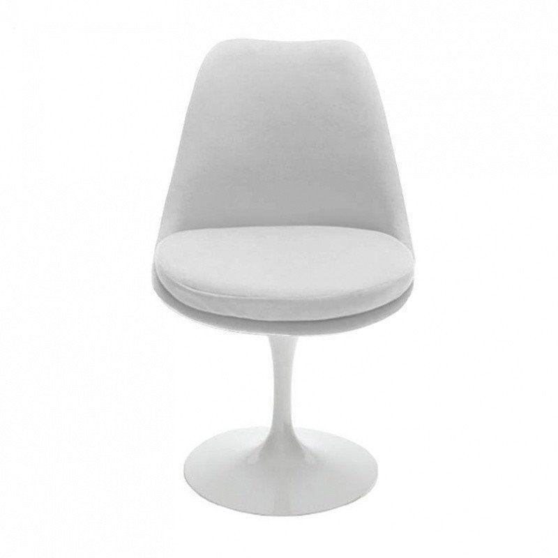 tulip saarinen chaise captitonn e knoll international. Black Bedroom Furniture Sets. Home Design Ideas