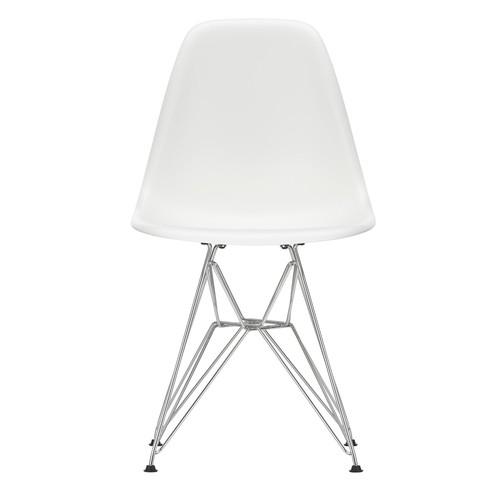 Eames Plastic Side Chair DSR verchromt