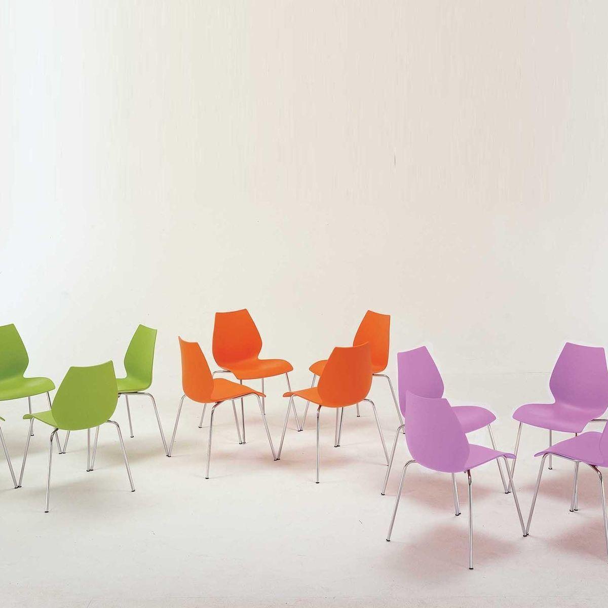 maui chair kartell. Black Bedroom Furniture Sets. Home Design Ideas