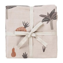 ferm LIVING - Muslin Squares Cloth Diaper Set of 3
