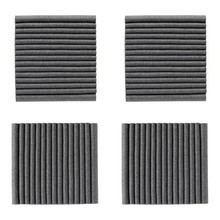 Hey-Sign - Wave Acoustic Element Wall Module Set of 4
