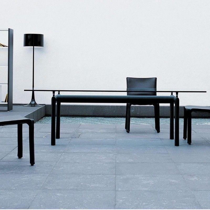 Le Corbusier LC6 Table Cassina | Cassina | AmbienteDirect.com