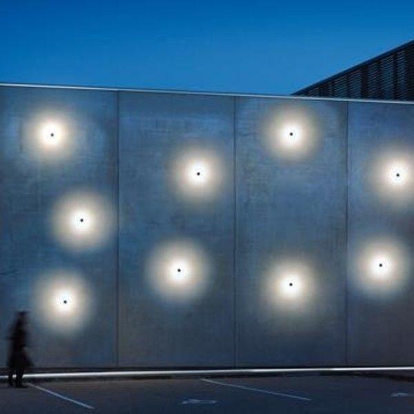 trick radial led 360 wall ceiling lamp iguzzini. Black Bedroom Furniture Sets. Home Design Ideas