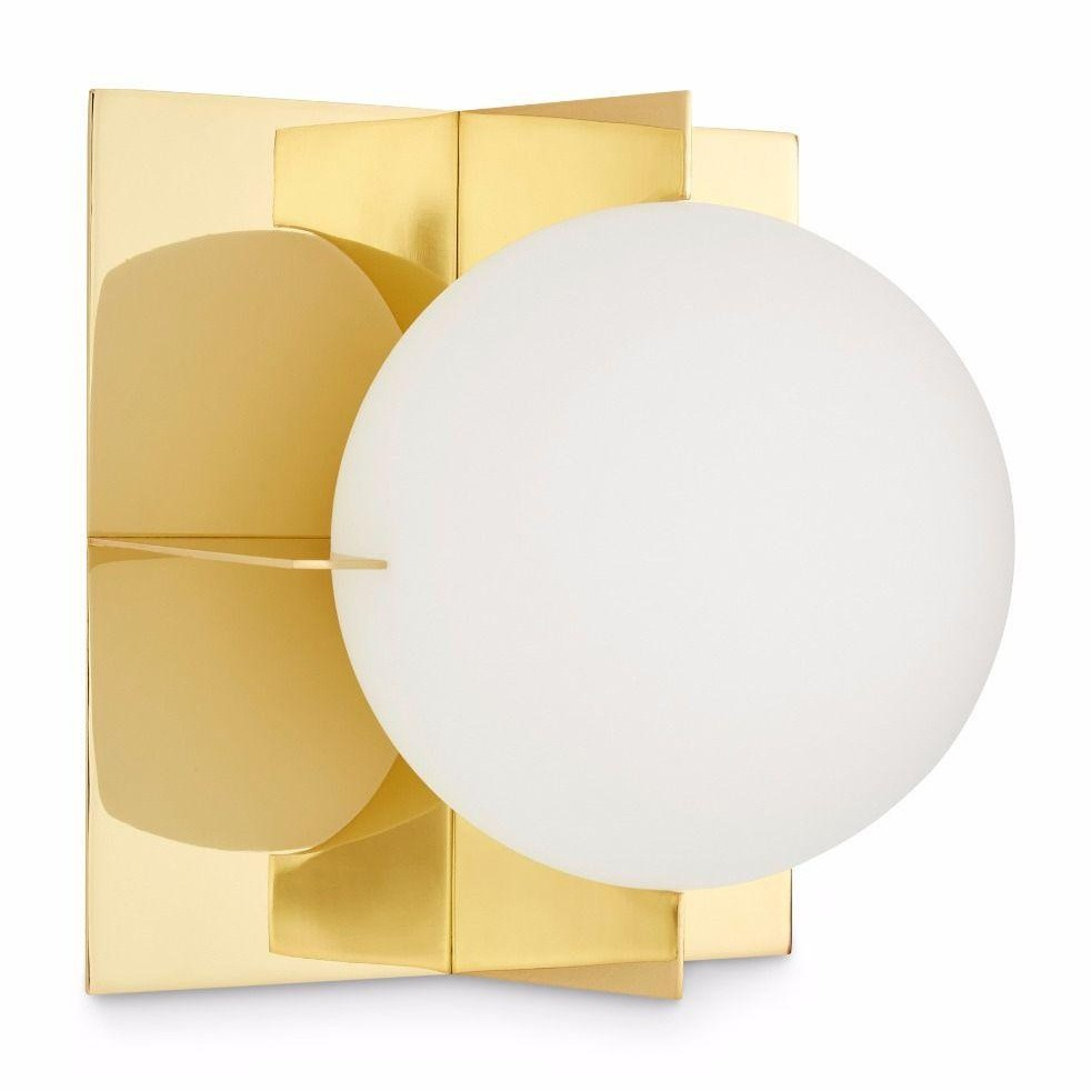Tom dixon plane surface light wand deckenleuchte for Badkamerlamp wand