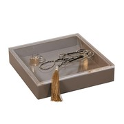 Artificial - Pix Plexi Deckel für Tablett/Box 19x19cm