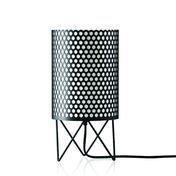 Gubi - Pedrera ABC PD4 Table Lamp - black/lacquered/Ø 18cm