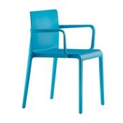 Pedrali - Chaise de jardin avec accoudoirs Volt 675