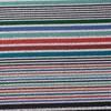 Chilewich - Shag Mixed Stripe Fußmatte 46x71cm - Candy/für Innen- und Außenbereich geeignet