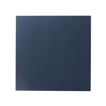 PLEASE WAIT to be SEATED - Wall Box Rückwand - marineblau/marineblau/Stahl, pulverbeschichtet/Magnete inklusive