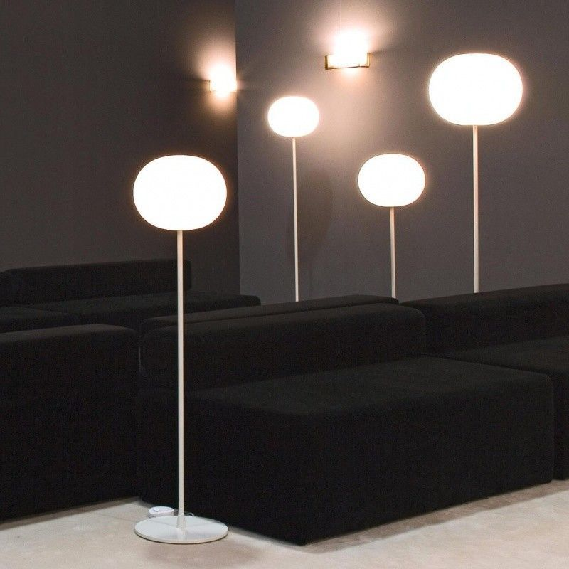 glo ball f1 floor lamp flos standing lamps lighting. Black Bedroom Furniture Sets. Home Design Ideas