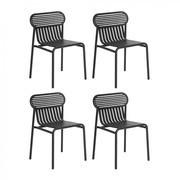 Petite Friture - Week-End Garden Chair Set of 4