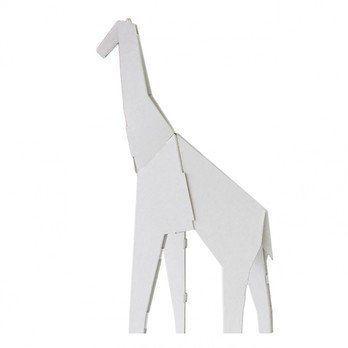 Magis - Me Too My Zoo Giraffe Figur - weiß/B x H: 218 x 122cm/Größe 2