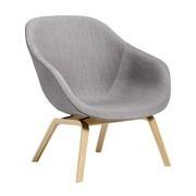 HAY - AAL 83 Sessel Gestell klar lackiert