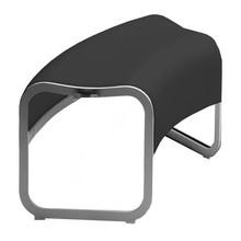 Lapalma - Za Eckbank (°45) stapelbar Gestell aluminium