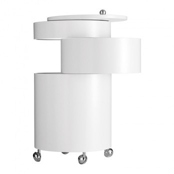 VerPan - Barboy Container - weiß/H 72,5cm / Ø 38cm