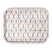 Vitra - Classic Tray Grid Multicolour Tablett
