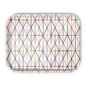Vitra - Classic Tray Grid Multicolour Tablett - mehrfarbig/LxBxH 46x36x2cm