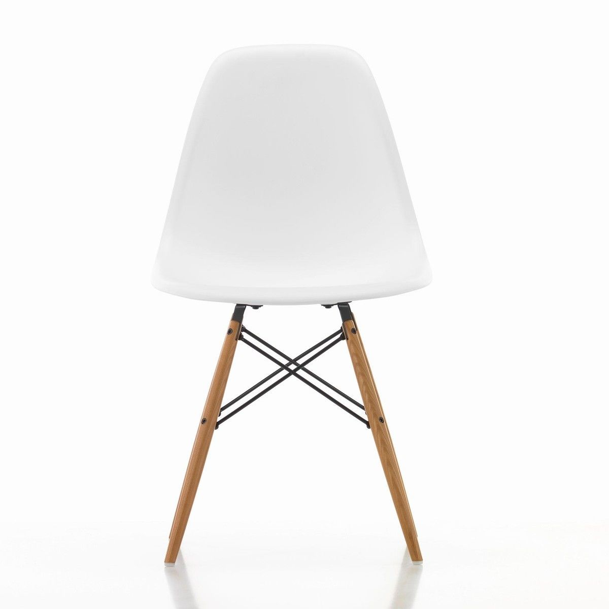 Chaise eames pas cher amazing of chaises eames pas cher for Chaise design dsw blanche blanc