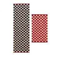 Nanimarquina - Mélange Pattern 4/5 Kilim Wool Carpet