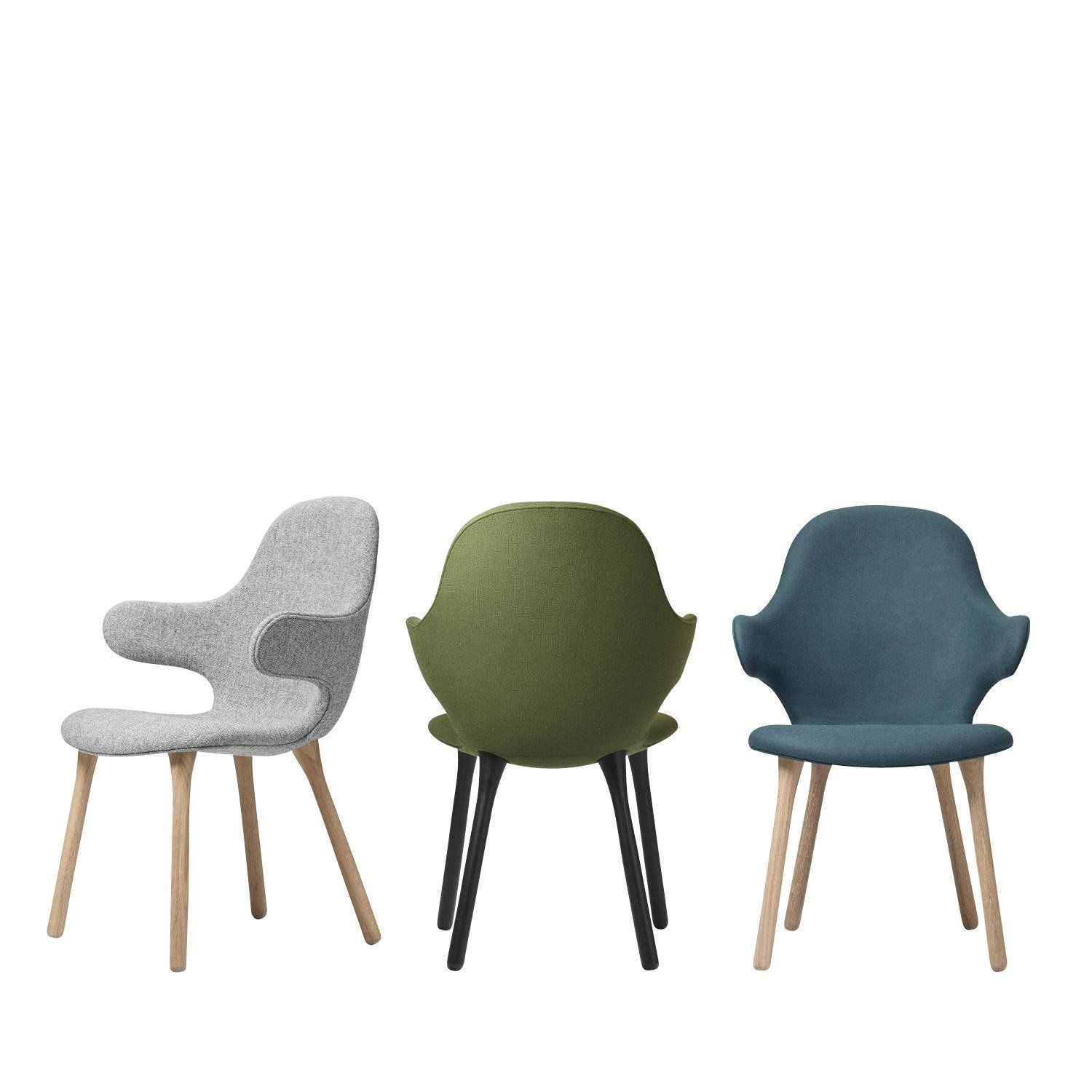 Catch chair jh1 stuhl gestell eiche tradition for Stuhl design entwicklung