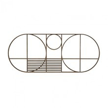 ferm LIVING - Outline Oval - Dessous de plat