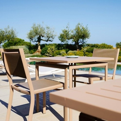 Fermob - Costa Gartentisch quadratisch