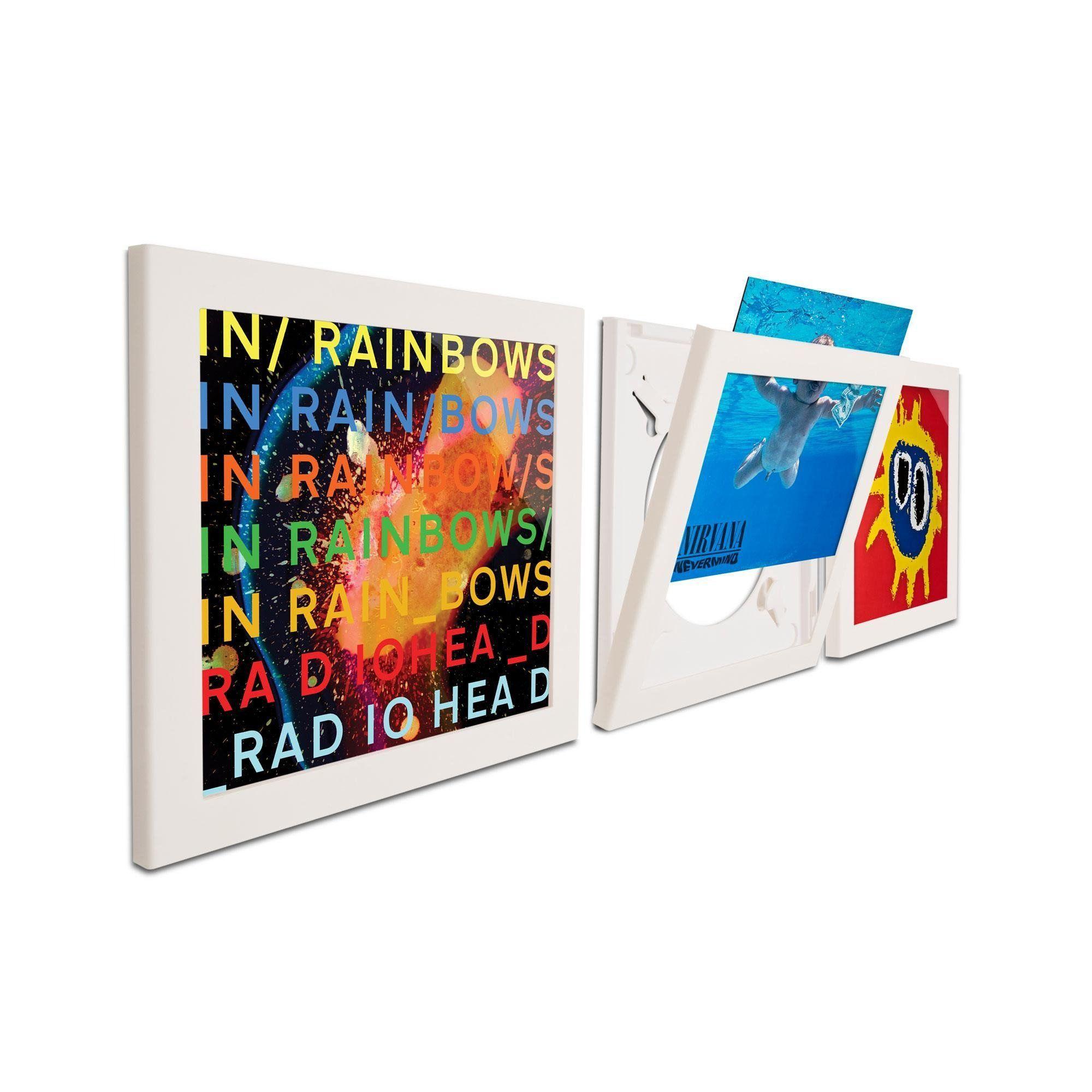 Art Vinyl Play & Display Flip - Set de 3 marcos | AmbienteDirect