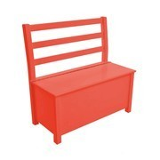 Kinderbunt - Nils Kid's Bench with Chest bicoloured