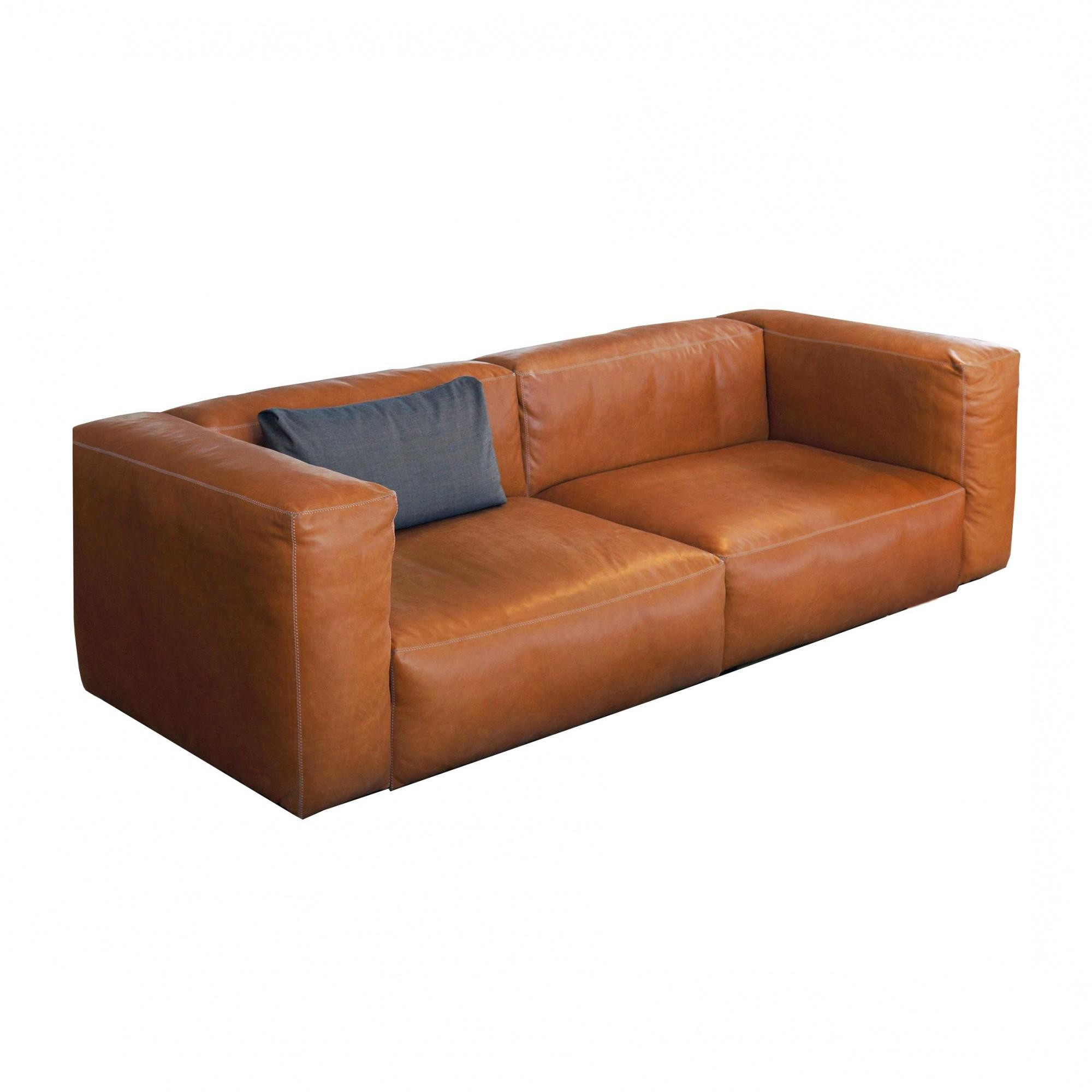 Phenomenal Mags Soft 2 5 Seater Sofa Leather Dailytribune Chair Design For Home Dailytribuneorg