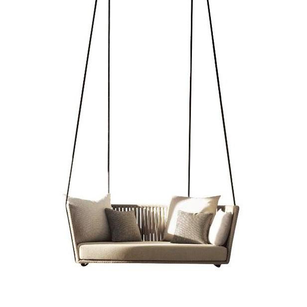 Kettal Bitta Swing - Balancelle/canapé de jardin | AmbienteDirect