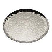 Alessi - Joy Tablett  - edelstahl/poliert/Ø 40cm